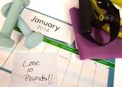 6 Steps to Continue Your New Year Resolution