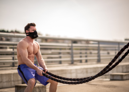 Is It Right to Cover the Face While Doing Exercise